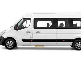 16 SeaterMinibus Hire Doncaster