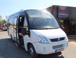 24 seater Minibus Hire Doncaster