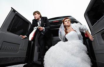 Weddings Minibus Hire Doncaster