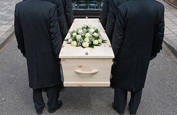 Funeral Minibus Hire Doncaster